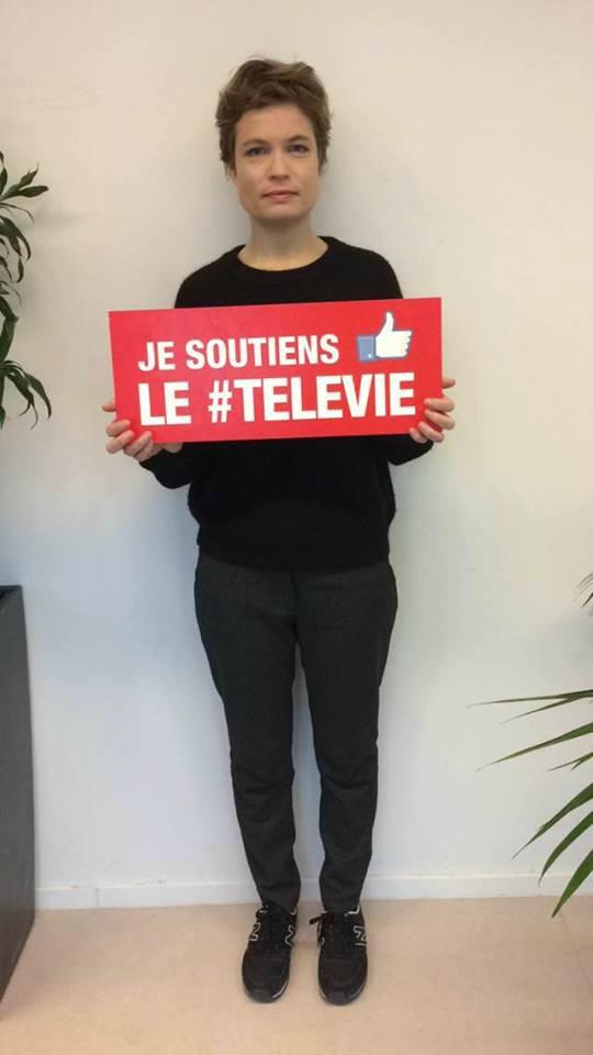 Facebook - Télévie